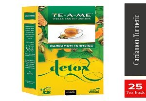 Cardamom Turmeric Wellness Tea