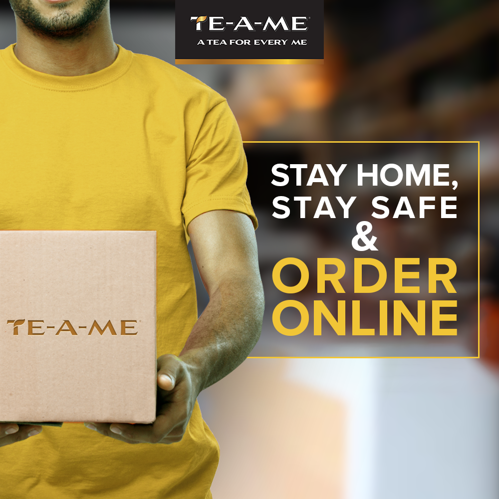 Order Online from Home