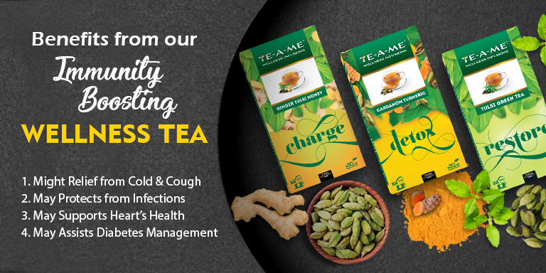 wellness tea online