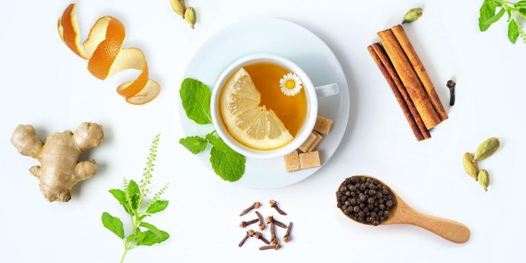 Kadha aka Immunity Booster Tea