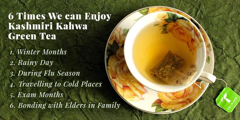 Kashmiri Kahwa Tea Online