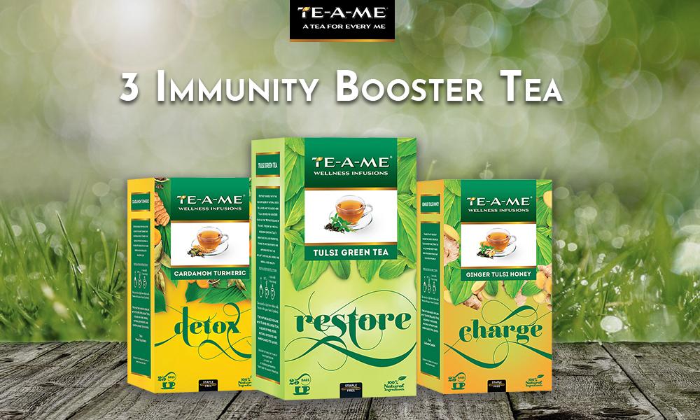 TE-A-ME Immunity Booster Tea