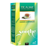 JASMINE LEMON GRASS GREEN TEA