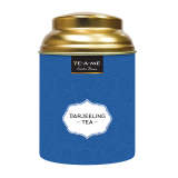 DARJEELING TEA TIN