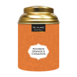 ROOIBOS ORANGE AND CINNAMON TIN