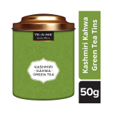 KASHMIRI KAHWA GREEN TEA TIN
