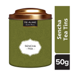 SENCHA TEA TIN